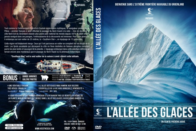 Frederic Jouve's Documentary L'Allee des Glaces