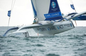 MaxSea International Sponsors the 2012 Krys Ocean Race