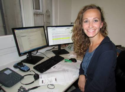 Laetitia Bruckert - Sales Back Office Manager
