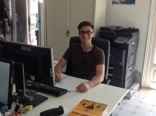 Theo Scott - Marketing Department