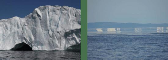 Glacier images IMERPOL
