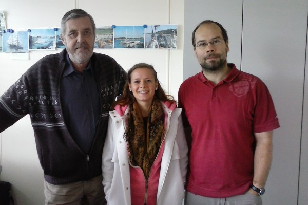 Furuno Germany with Irina Kuca