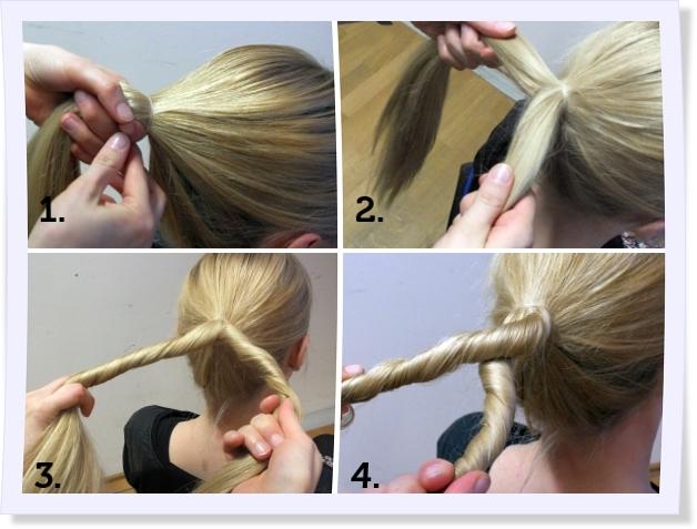 Wir Haben Die Haare Schön Hochsteckfrisuren Selber Machen