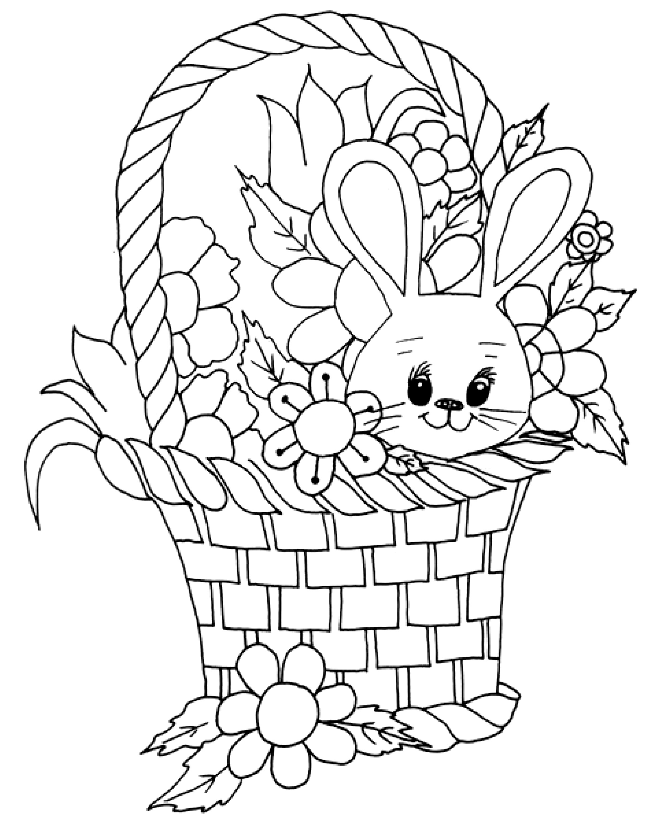 Malvorlagen Kostenlos Ostern