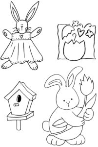 Malvorlagen Ostern - kostenlose Ausmalbilder myToys Blog