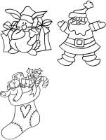myToys Malvorlagen Weihnachten Weihnachtsmann ...