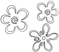 Ausmalbilder Blumen Blten  Ausmalbilder Webpage