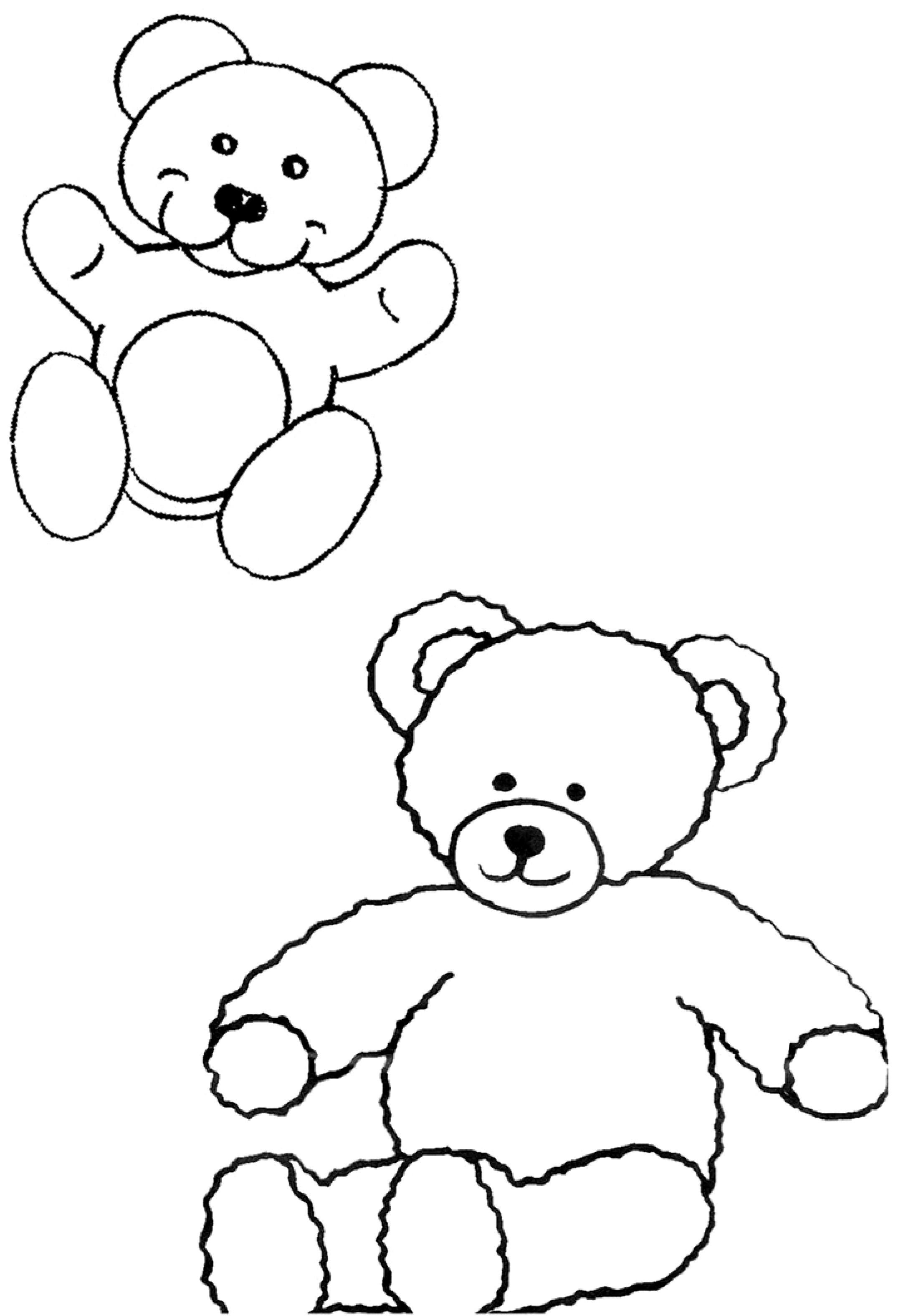 MyToys_Malvorlagen_Teddybaeren myToys-Blog