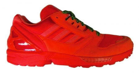 Adidas originali azx jacques chassaing & markus thaler zx 8000