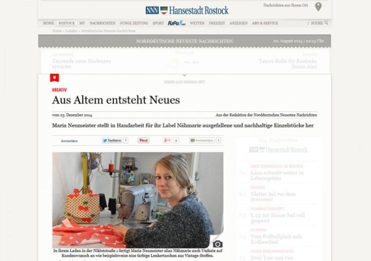 2014 NNN - Aus Altem entsteht Neues