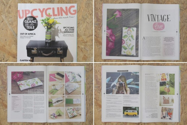 Upcycling Magazin Mai 2015