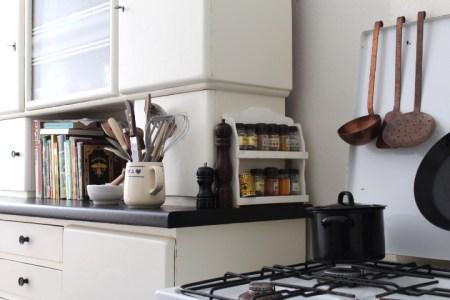 Vintage wohnen blog  Vintage-Wohnen // Küche | nähmarie