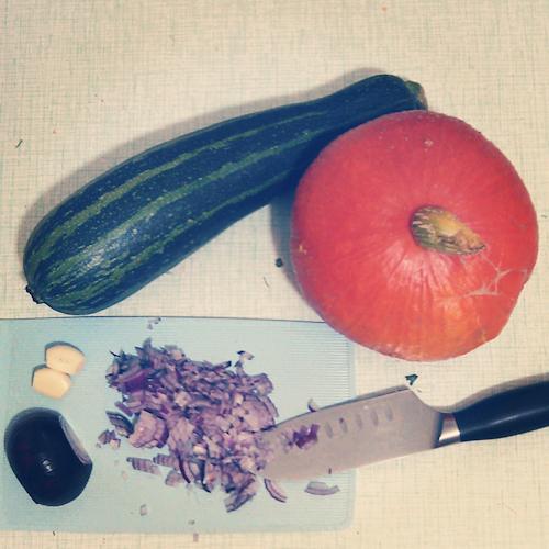 Küche / Sieben-Sachen-Sonntag