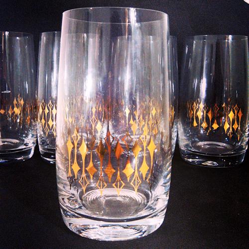 Vintage Drinking Glasses
