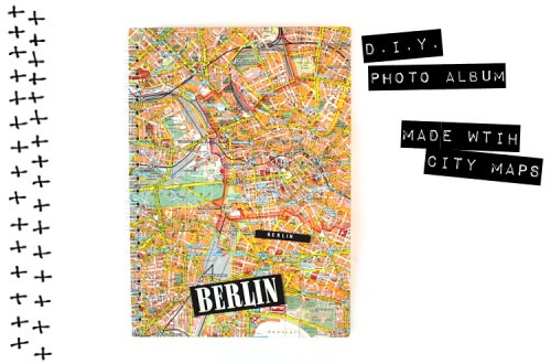 DIY // Upcycling Photoalbum by naehmarie.de