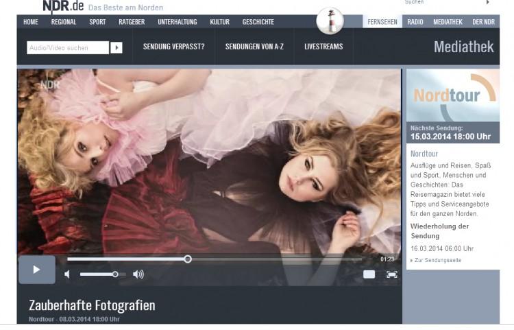 Lisbeth Photography im NDR