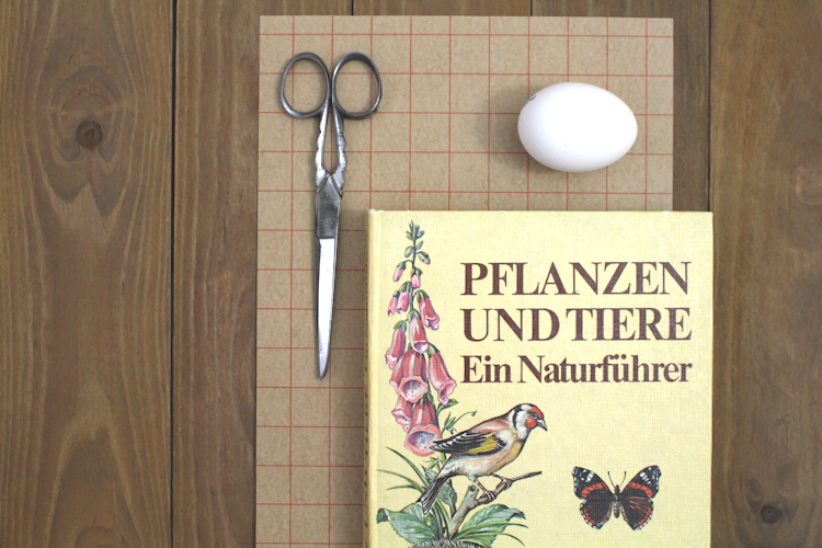 tattoed easter eggs // Ostereier mit Tattoo-Folie by naehmarie.de