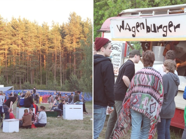 Immergut Festival Wagenburger