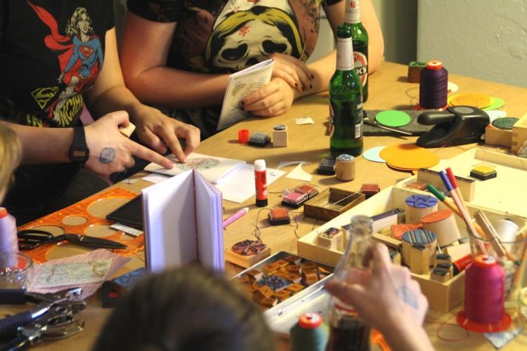 Impressionen von der Raid DIY Nacht 2014 (5)
