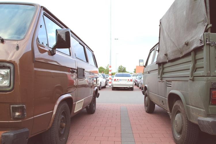 Parkplatzfreunde