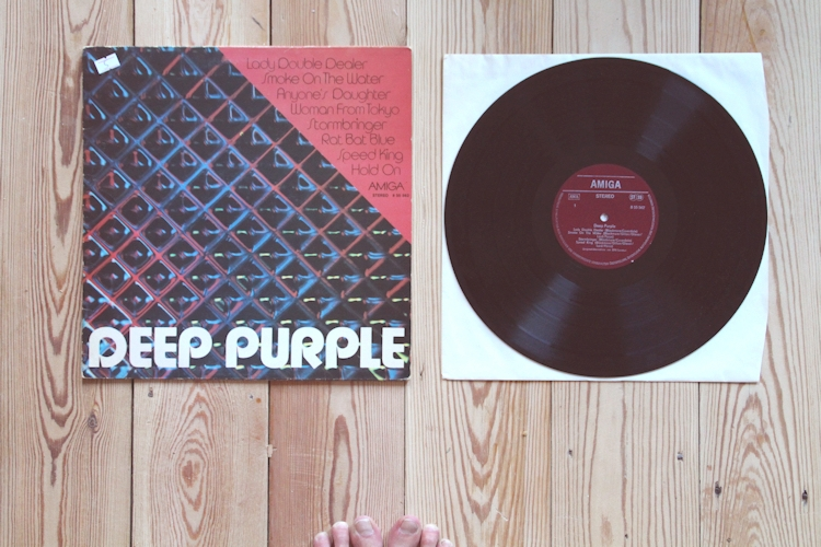 Deep Purple Vinyl
