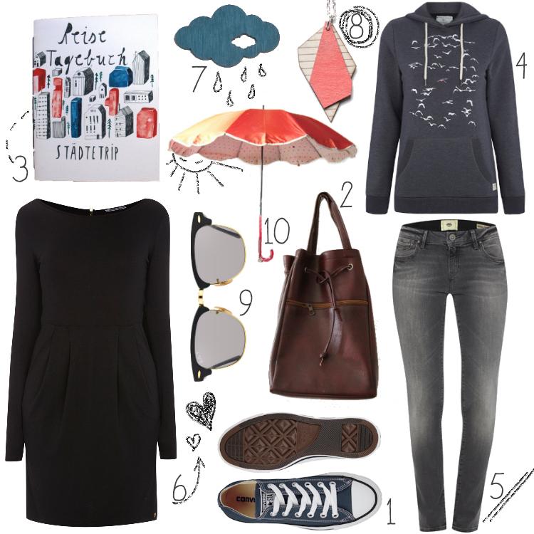 Travel Wishlist Fashion