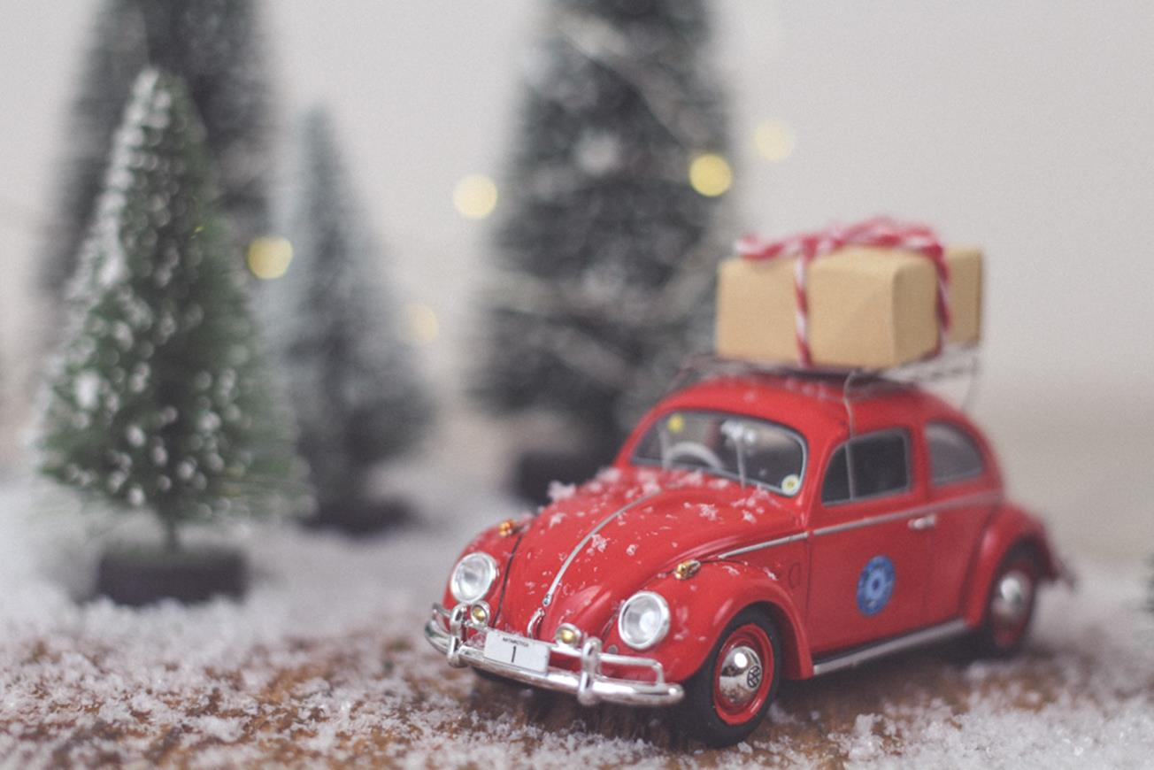 nähmarie.de DIY Winter Wonderland