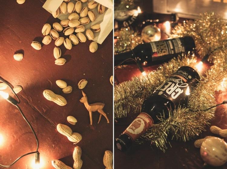 DIY Bier Adventskalender by naehmarie.de