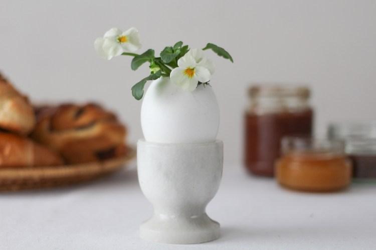 DIY Osterdeko Bepflanzte Eier - Maria Neumeister