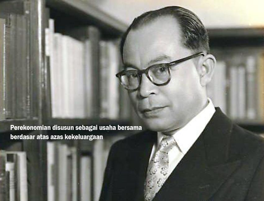 Bapak Koperasi Indonesia Adalah Bung Hatta, Inilah Yang Dilakukannya