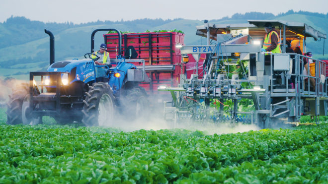 Robots Wielding Water Knives Are the Future of Farming