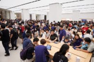 Apple's First Retail Store in Taiwan Is Now Officially Open