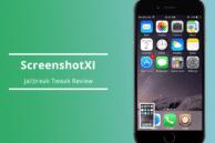 ScreenshotXI Brings iOS 11's New Screenshot Feature to iOS 10 [Jailbreak Tweak]