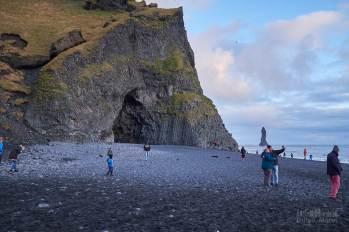 Hálsanefshellir Cave à Reynisfjara
