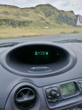 331.415 kms et ce n'est pas fini (à Vik)