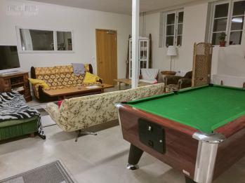 Salle commune sous-sol
