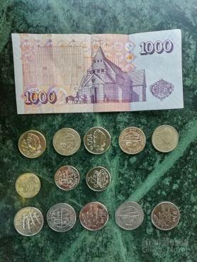 Un peu de monnaie Islandaise
