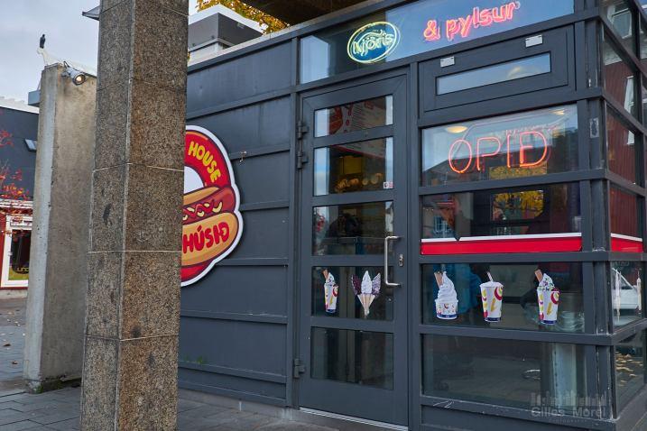 Reykjavik / Pizzas & Hot Dog