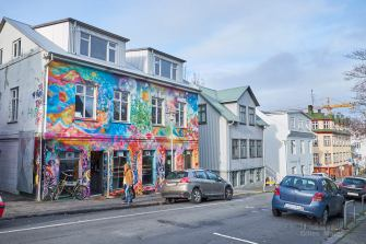 Reykjavik / Pâtisserie