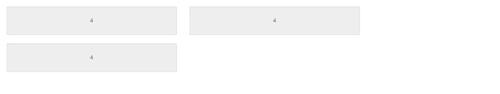Bootstrapを作るときにclass=wellを使うと、詰め込めるGridの数量がかわるから注意