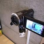 Ustream動画撮影中にフリッカーが発生する問題について4種類の光源で実験をしてみた