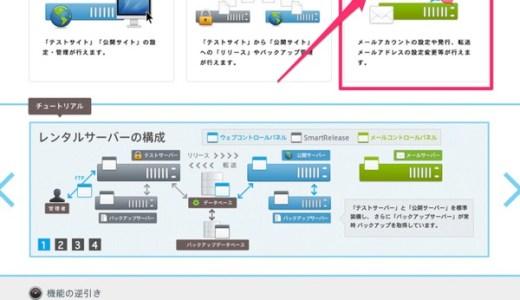CPIのユーザーポータルにログインしてメールを設定する方法