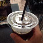 ついにローソンもコーヒーが100円になった!