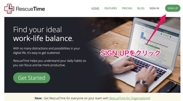 RescueTime Time management software for staying productive and happy in the modern workplace