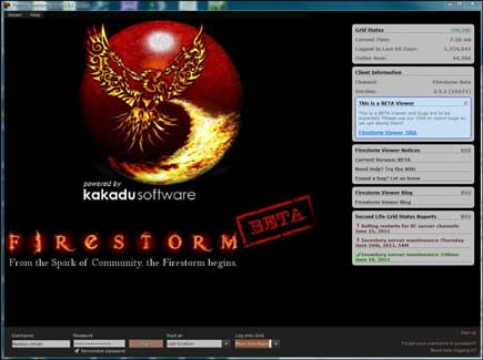 Firestorm 2 5 1 16671 Beta Viewer Released Review | Nalates