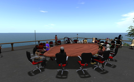 Second Life Server Scripting Meeting