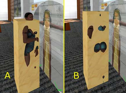 Checking Build Panel dimensions verses Appearance Panel