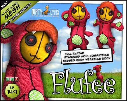 The Flufee Avatar