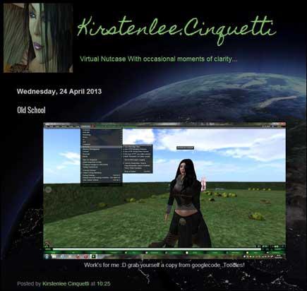 KirstenLee Blog Page 2013-17