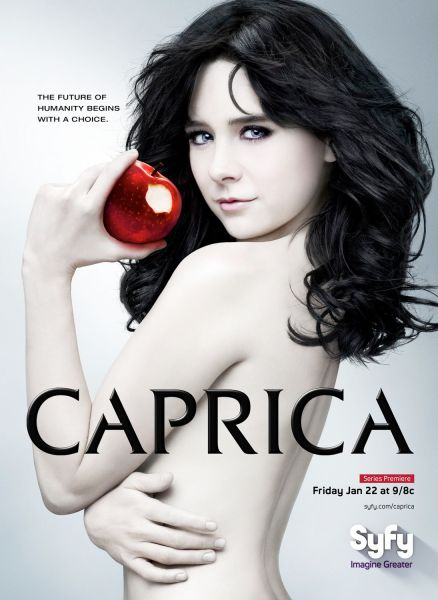 Caprica Poster - From SyFy Channel